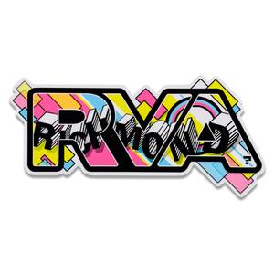 RVA Sticker by Hamilton Glass